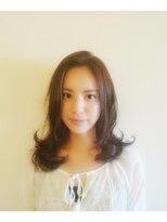 ジャムヴィーボ(Hair Make JAM Vivo)ラフナチュラルスタイル