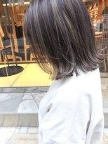 キアラ(Kchiara)コントラストが綺麗なハイライト/kchiara福岡天神川野直人