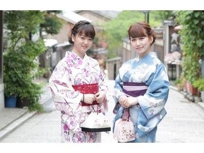 京都着物レンタル はちみつの写真