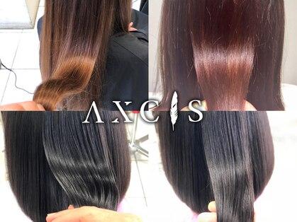 ヘアーアクシス(HAIR AXCIS)の写真