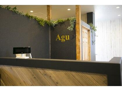 アグ ヘアー グラント 大田原店(Agu hair grant)の写真
