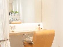 プリンヘアルーム(Pulin hair room)の雰囲気(席が隣同士にはならないのでご自身の時間を大切に過ごせます)