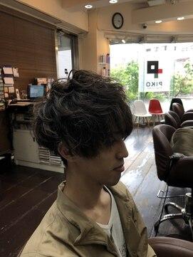 リッツファミリーズピコ めがね橋店(RIT FAMILYZ PIKO)マッシュクルクル