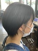 ラシックヘア 三木本店(LASSIC HAIR)ショートボブ
