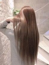 グランツヘアデザイン 四谷(GRANZ hair design)アイロンなし!!TOKIOトリートメントの艶々ロング★