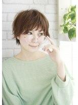 美髪デジタルパーマ/バレイヤージュノーブル/クラシカルロブ/613