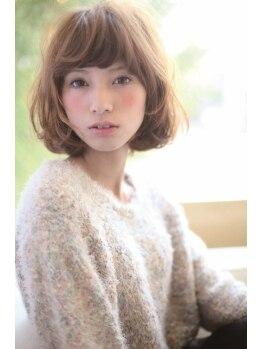 イースタイル 豊田四郷店(e-style)の写真/透明感溢れる上質カラー。ただ「お洒落」なだけじゃない、あなたの雰囲気・スタイルに合わせた最旬カラー!