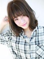 アグ ヘアー ドレス 喜久田店(Agu hair dress)☆ダークトーンでナチュラル感プラススタイル☆