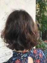 ヘアーエスクール 本店(hair S.COEUR)ニュアンスパーマ
