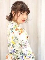 ケーツー 京都店(K two)【K-two京都】タイトロープ編みで作る大人ハーフアップ