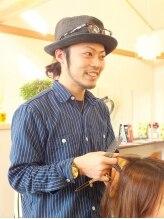 ペルヘ(hair salon perhe)岩崎 利之