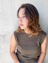 プレイスインザサン(PLACE IN THE SUN)【宍戸】アンニュイミディボブ