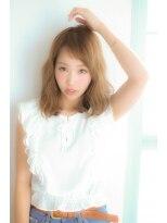 カリン 町田店(carin)【carin 町田】透明感マーメイドアッシュ