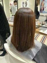 【艶、手触り、ハリ、コシ。すべて本物】 髪質改善 美髪エステ