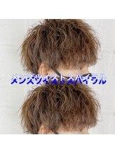 ラックスビー ユース 神戸三宮さんプラザ店(LUXBE YOUTH)大人気!!!メンズツイストスパイラルパーマ▲▲