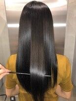 エイチスタンド 渋谷(H.STAND)[H.STAND 渋谷]髪質改善/テクスチャーコントロール くせ毛◎