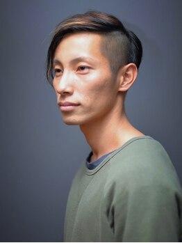 ロッシュ ヘアーデザイン(Roche Hair Design)の写真/【聖隷浜松病院すぐ近く】 ヘアだけでなく、眉のお手入れまでRocheがメンズのオシャレを全面プロデュース!!