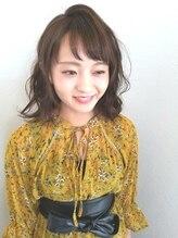 ヘアーアトリエギフト(Hair Atelier Gift)ゆるボブ