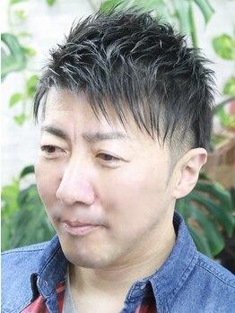 アールフィールド(R field)の写真/【平成/江越】「今の髪の体力を失いたくない…」「白髪染めを周りに気付かれたくない」という方必見!