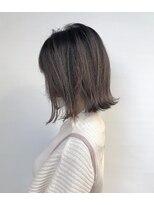 ドォート(Dote hair make)【林's】外ハネボブ×バレイヤージュ