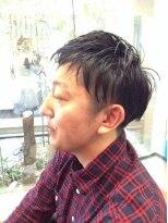 ガーデン ヘアー ワーク(garden hair work)ジェントルマン…2014♪
