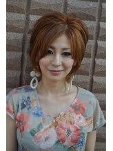 ヘアーアンドメイク ぐらしあす 西宮北口本店(Hair & Make gracias)すっきりショートスタイル♪