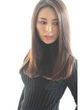 ビーチ ヘア メイク 綱島店(BEACH hair make)触りたくなるさらさらヘア!!