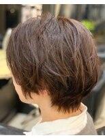 イーチ ディー ヘアーアンドトータルビューティー(each dee hair&total beauty)ハンサムショート