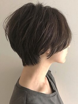 カウチ(Kauti)の写真/大人気【Aujuaトリートメント】から髪質に合わせて選ぶ完全オーダーメイドケア。潤いたっぷりの艶髪に!