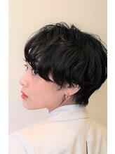 ジル ヘアデザイン ナンバ(JILL Hair Design NAMBA)【JILL】大人可愛い☆ハンサムショート♪
