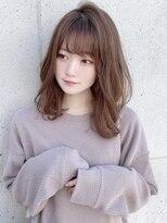 ローラン(ROULAND)【ROULAND石川】大人可愛い柔らかウェーブブランジュ