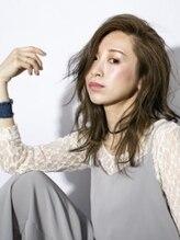 ヘアメイク ワンズカラー 東加古川店(hair make 1's Color)かき上げMIXカール