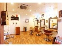 ヘアサロン トゥループ(Hair Salon TROOP)の雰囲気(オーナーのこだわりが詰まった3席のみのプライベート空間。)