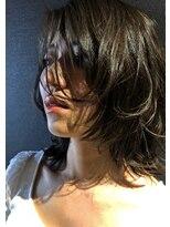 レザボア ヘアーアンドビューティー ハイブ店(reservoir Hair&Beauty Haibe)ヌーディーレイヤー
