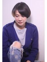 ソウ ヘアドレッシング(SOU Hair Dressing)マニッシュショート