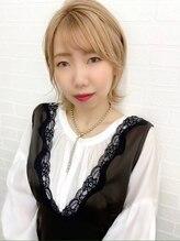 アールプラスヘアサロン(ar+ hair salon)mei