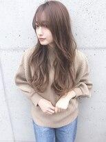 ローラン(ROULAND)【ROULAND石川】 ゆるふわ巻き髪ブランジュベージュ