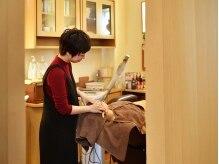 佐々木理容館 SINCE 1936の雰囲気(女性のシェービングもプロが仕上げます♪)