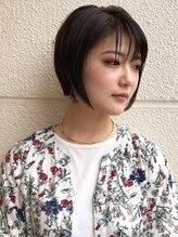 フェアレディ 仙川店(FAIR LADY)ナチュラルショート×イルミナカラー