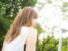 グラスヘア(Grous hair)の雰囲気(光にすーっと溶け込むキラメキカラー☆最高級のカラー剤!)