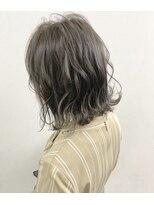 ソース ヘア アトリエ 京橋(Source hair atelier)【SOURCE】ライトグレージュ