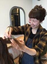ティコラ ヘアファクトリー(teaco.la hair factory)伊藤 愛由