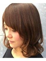 ティースタイル(hair salon t-style)ゆるふわロブ