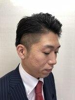 ヘアー サイ(Hair Sai)7/3ツーブロックスタイル