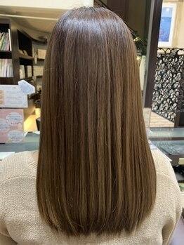 ロイヤルエムシー(MC)の写真/SNS等で話題の『サイエンスアクア』取扱い♪髪のお悩みに合わせあなたにぴったりの髪質改善コースをご用意!