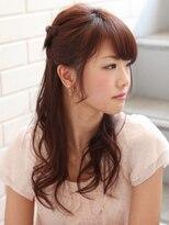 秋髪sweetイルミナカラーコーラルピンクby premier models☆