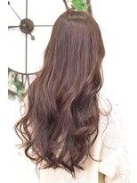 ヘアーサロン エール 原宿(hair salon ailes)(ailes原宿)style305 シフォンピンク