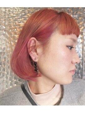 アルゴンキントウキョウ(THE ALGONQUIN TOKYO)ファッションピンク!