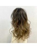 ソース ヘア アトリエ 京橋(Source hair atelier)【SOURCE】ウィンターグラデーション