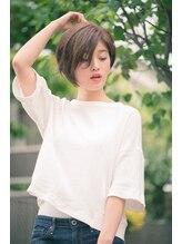 レスト ヘアー(Resto hair)日本人に必ず似合うコンパクトなボブ